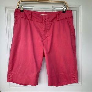 •Fairway & Greene• Women's Bermuda Shorts-Size 10